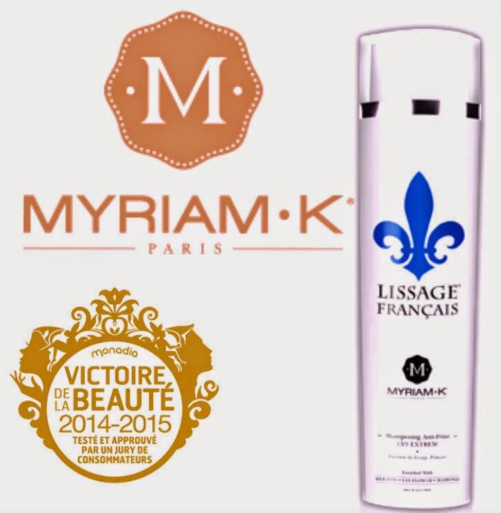 Novembre 2014 far de beaut for Myriam k salon