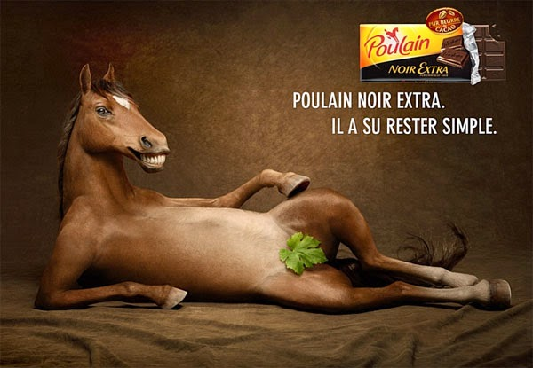Śmieszne francuskie reklamy