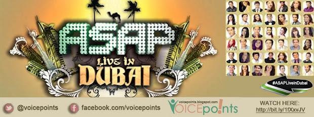 WATCH: ASAP Live in Dubai