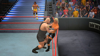Download Smack Down VS Raw 2011 Game Full Version