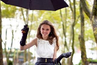Thời trang đánh tan ngày mưa gió