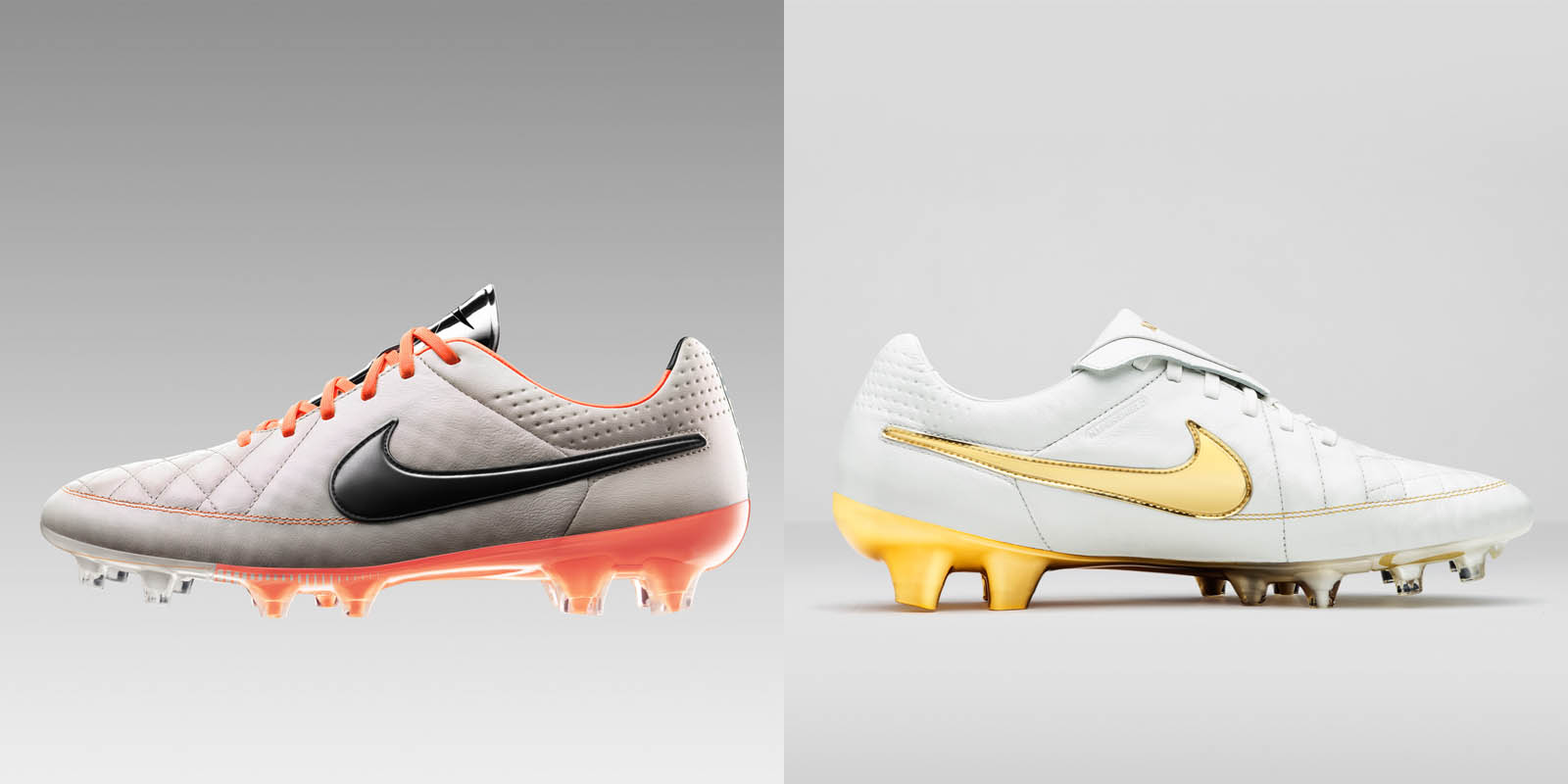 fa3d6ff70c1 ... wholesale 10r nike tiempo ronaldinho touch of gold from the striking  desert sand and atomic orange