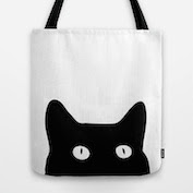 CUTE ILLUSTRATED TOTES