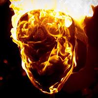 Matchhead incendiandose