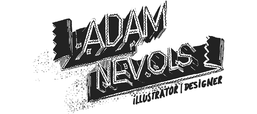 Adam Nevols illustration