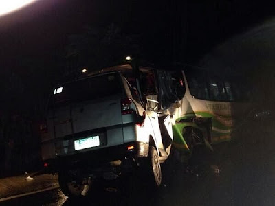 Sorsogon road accident