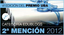 Premios UBA 2012.