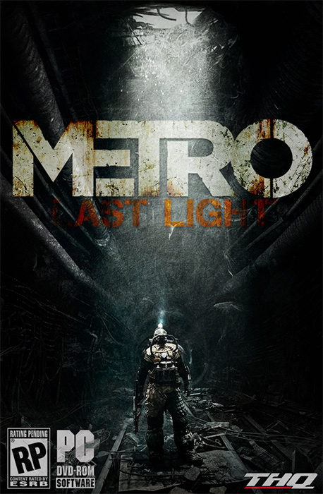 Metro Last Light Pc Game Full Version free