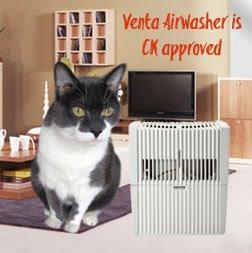 Venta® Airwasher