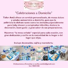 Celebraciones a Domicilio