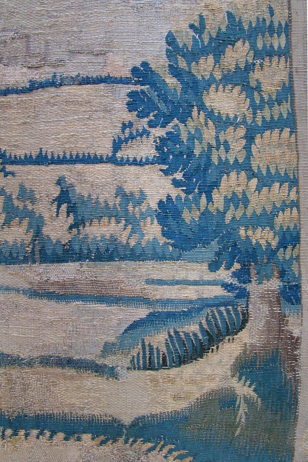 Restauraci n de textiles antiguos ark - Restauracion de alfombras ...