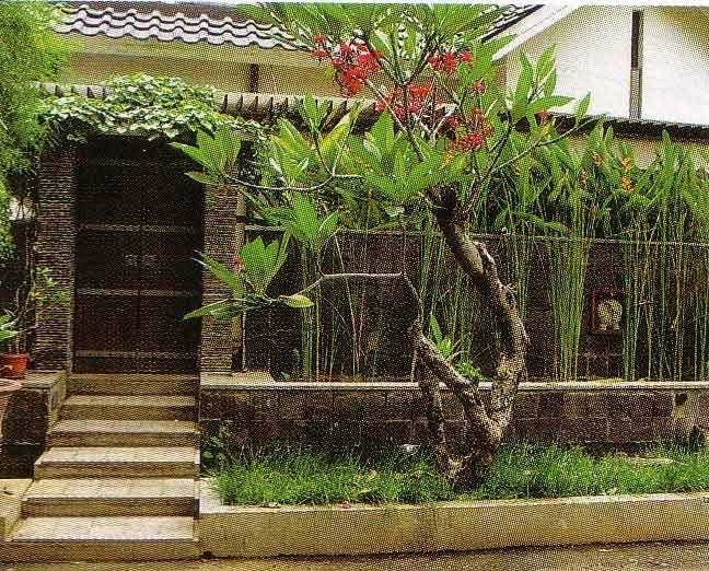 rumah idaman kita pagar juga biasanya dijadikan pelindung rumah dari