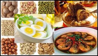 Pantangan Makanan Penyakit Epilepsi (ayan)