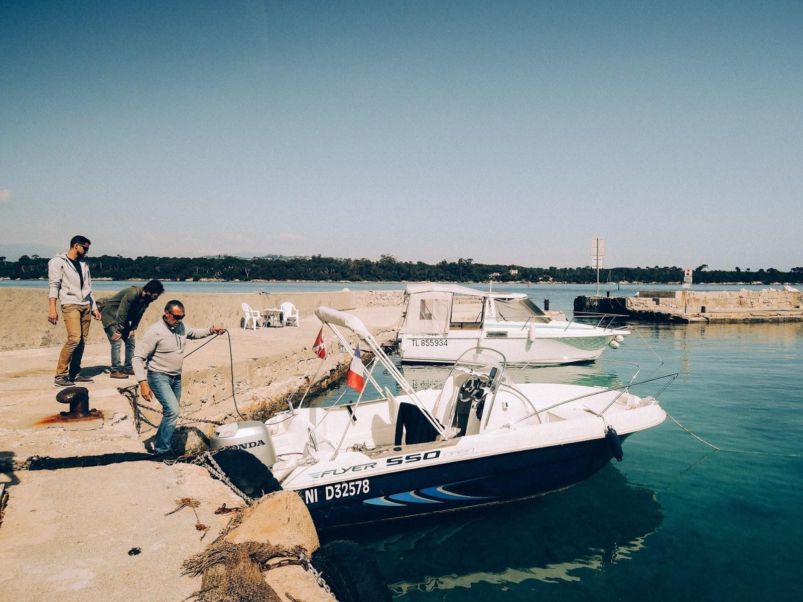 île Saint-Honorat