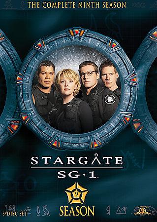 Assistir Stargate SG 1 9 Temporada Dublado e Legendado Online