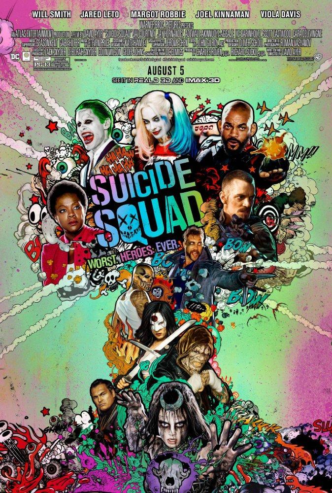 Nonton Bioskop suicide squad (2016)