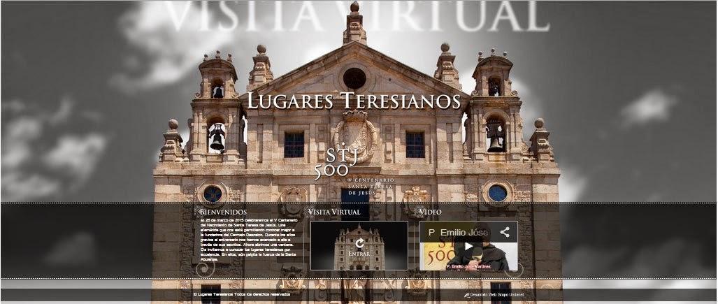 http://www.lugaresteresianos.com/
