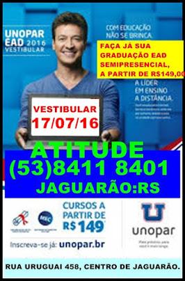 CENTRO DE APRENDIZAGEM ATITUDE (JAGUARÃO)