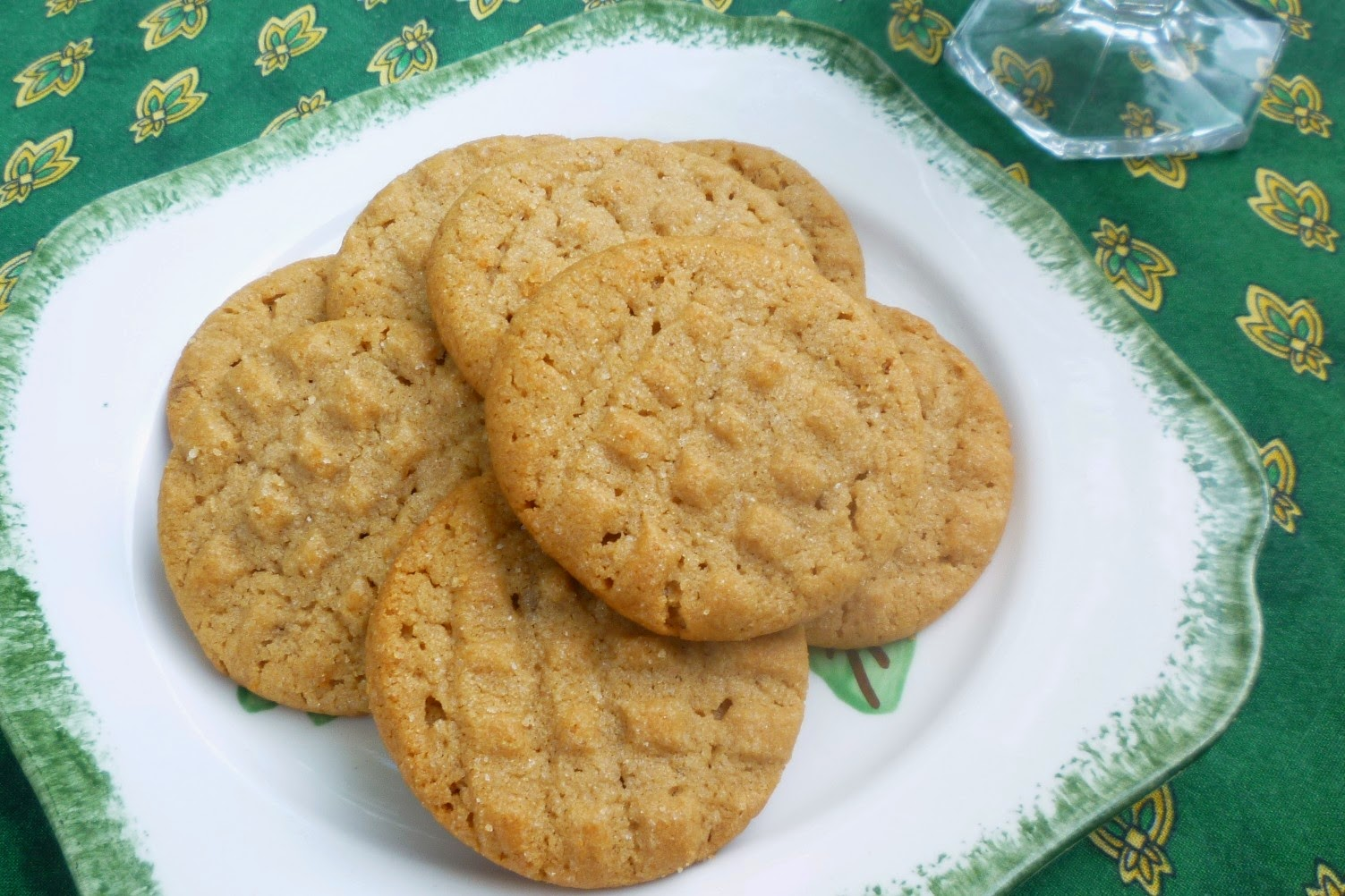 For Love of the Table: Best Ever Peanut Butter Cookies....(really)....