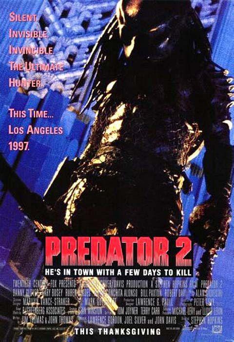 Depredador 2 (1990)