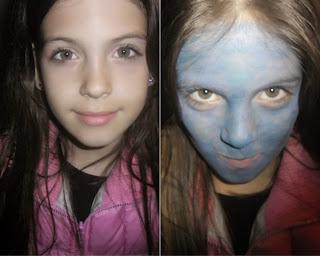 Vol. V - Halloween Face Paint Fun