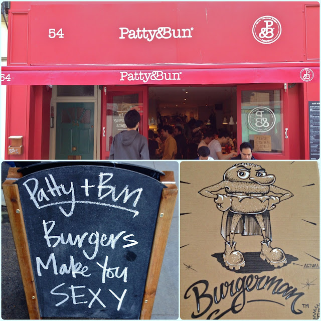 Patty & Bun, London