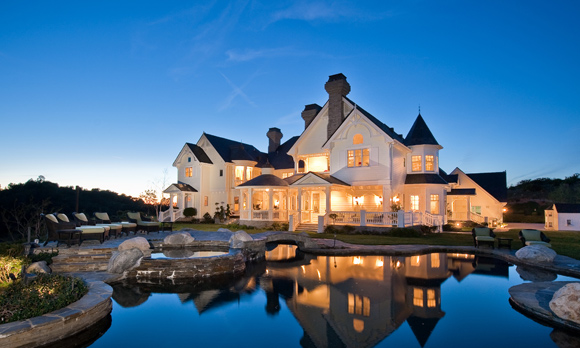 Dream House Of The Day Heartridge Estate In Thousand Oaks