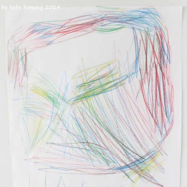 Malen und Zeichnen mit Kindern