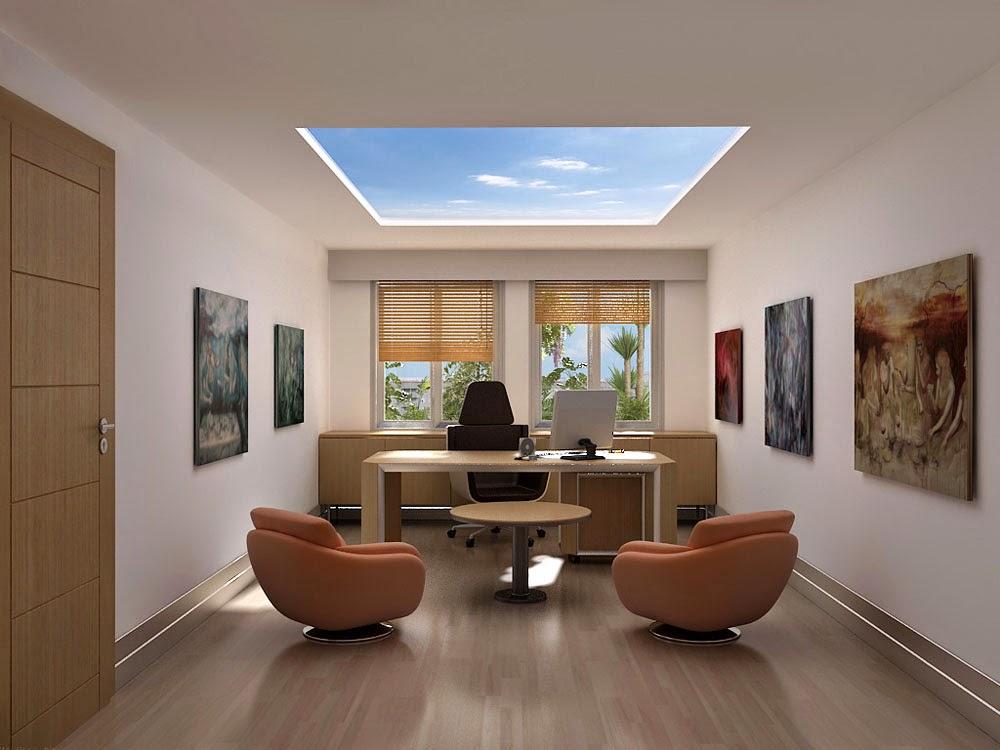 Diseños de Oficinas dentro de Casa