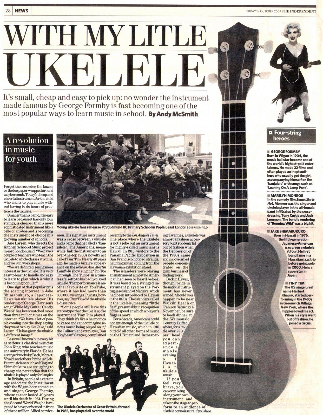 Ukulele brasil 2011 with my little ukulele fandeluxe Images