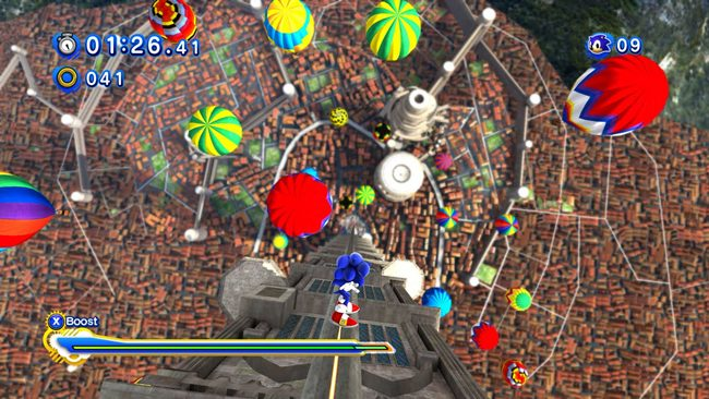Sonic Generations 2011 PC Full Español Repack 2 DVD5 + Update 4