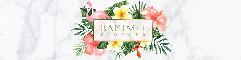 Bakımlı Blogger
