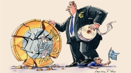 Ευρώ πάση θυσία; Ε όχι, κύριοι! Ας ξεκαθαρίσουμε κάτι από την αρχή: Το νόμισμα είναι το μέσο και όχι ο σκοπός.