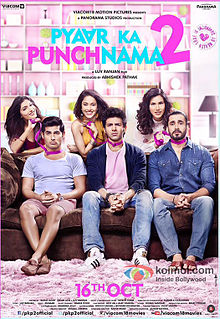 Pyaar Ka Punchnama 2 (2015) Full Hindi Movie HD