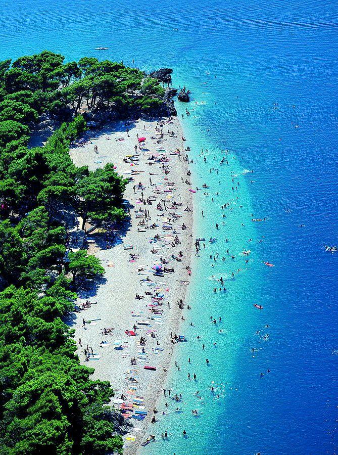 Anton Marty - Punta Rata Beach - Brela, Croatia