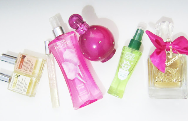 My Top 7 Gourmand Deliciously Yummy Fragrances