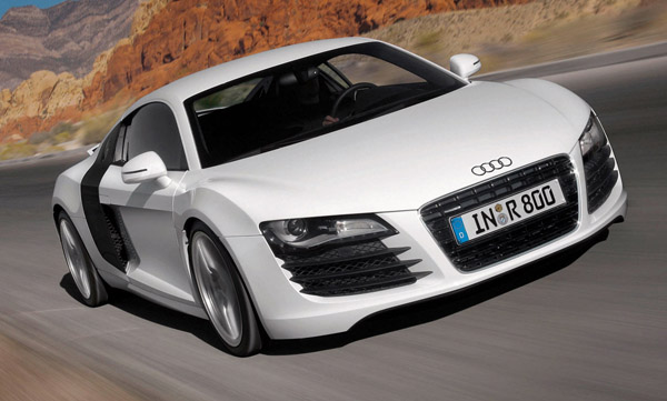 Audi R8 Integration Of Various Components The Body Forming A Security Cell Sedan Include Bulletproof Steel Aramid Fabric Ceramic Aluminum And Gl