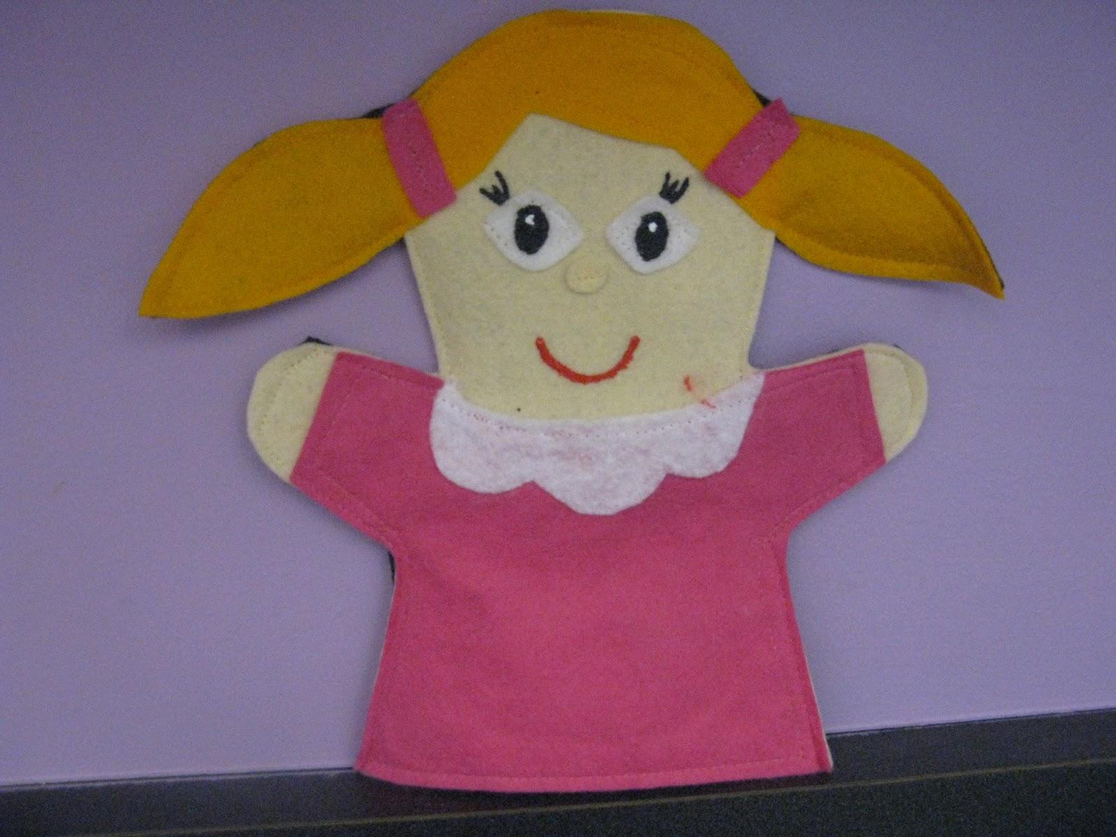 Read Rabbit Read Flannel Friday Goldilocks The Three Bears Hand