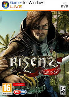 Risen 2: Dark Waters PC Game (cover)