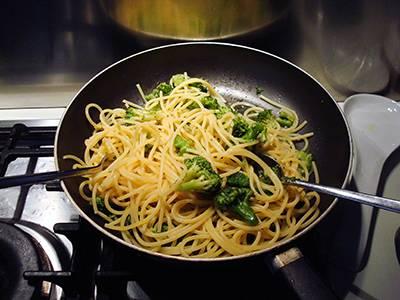 Pasta broccoli e vongole - Step 7