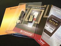 Jetflash T3S, Warranty, Broschures