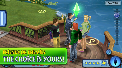 Features Of The Sims 3 APK