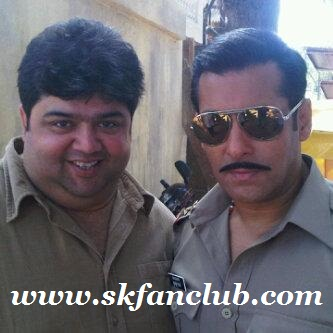 Dabangg 2 Wallpaper