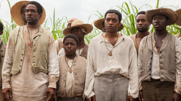 12 Years A Slave [Movie Trailer]