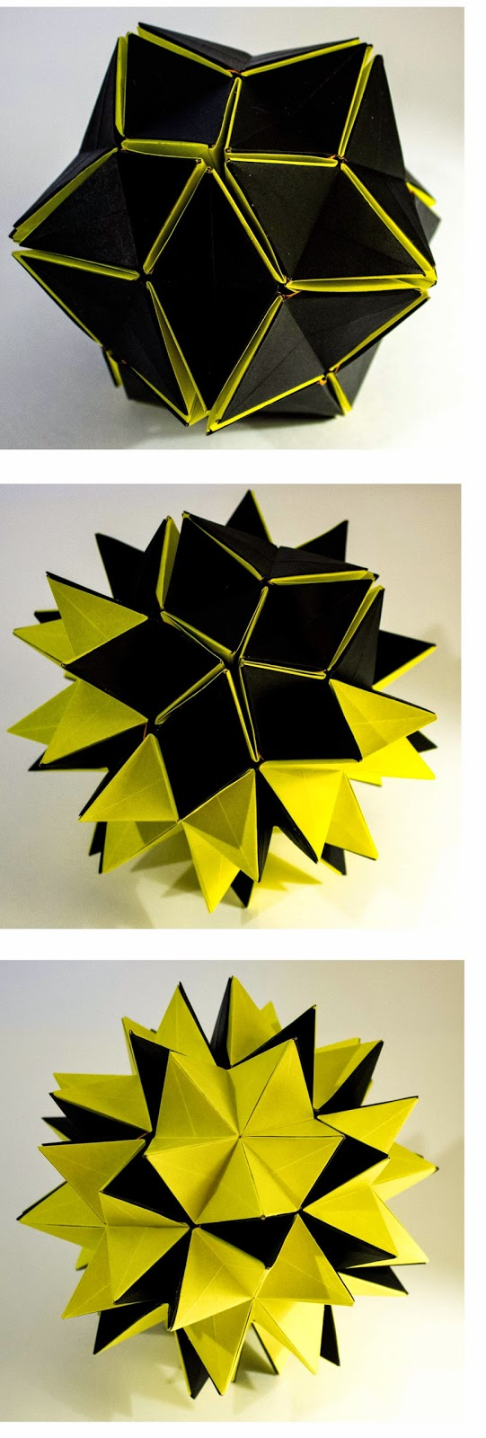 Will fold for paper revealed flowerpopup star design by units were very simple to make and the finished model was only moderately difficult more than anything it was time consuming it took me nearly a week to mightylinksfo