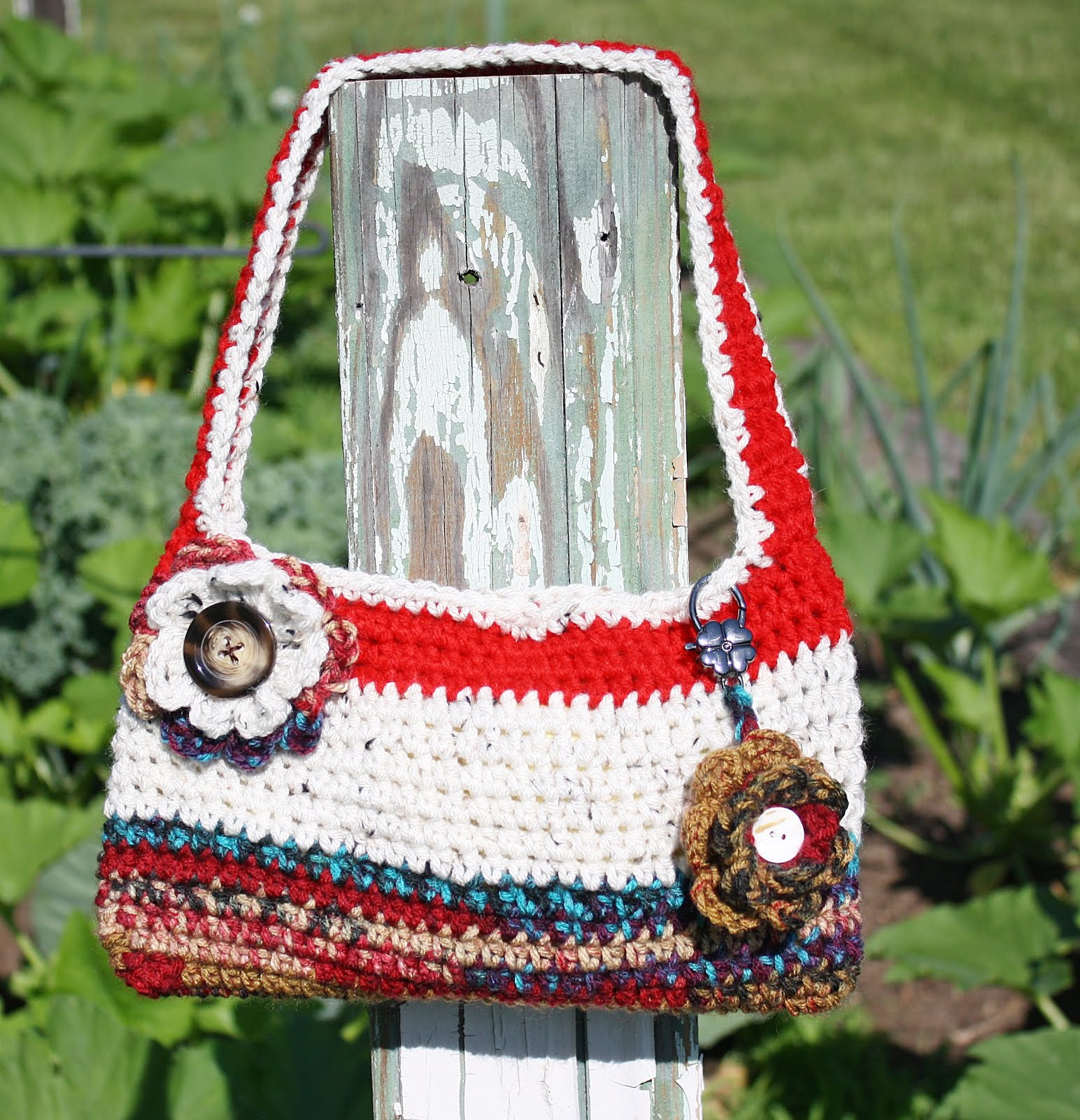 French Country Girls Tote/Purse