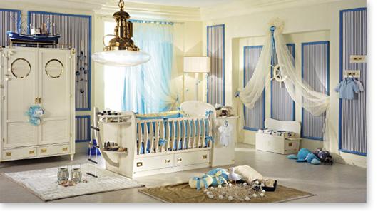 Dormitorios marineros para ni os dormitorios con estilo - Habitaciones infantiles marineras ...