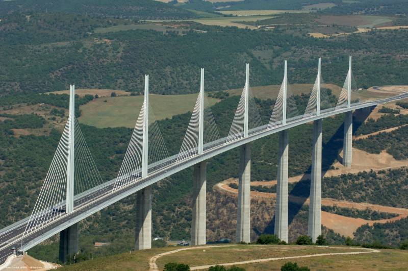 World Wondering Preview The Millau Viaduct