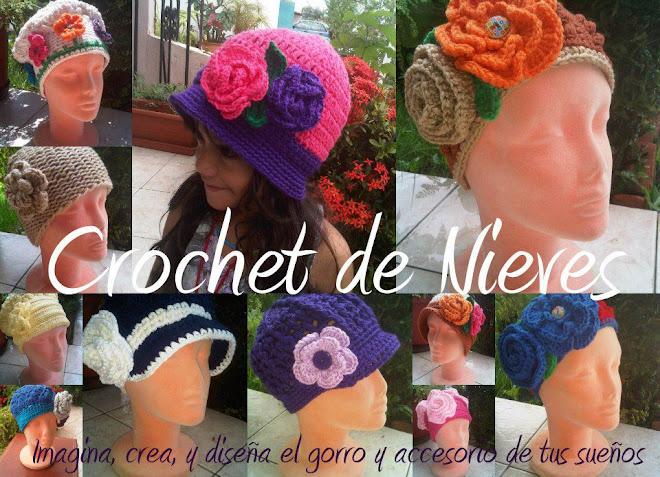 Crochet de Nieves