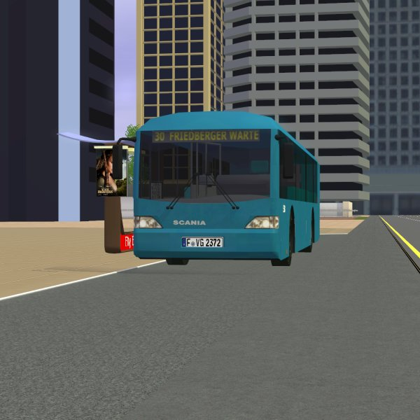 simming in magnificent style frankfurt bus. Black Bedroom Furniture Sets. Home Design Ideas